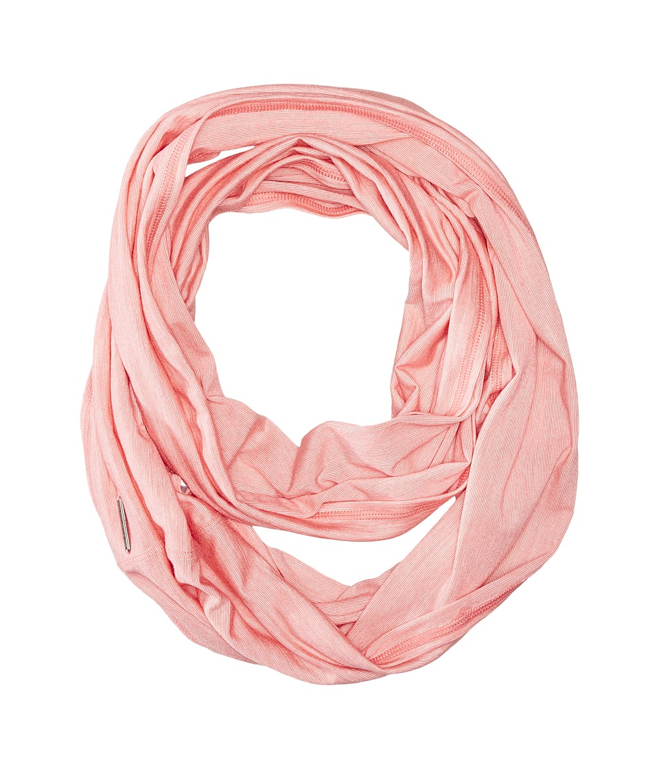 Smartwool - Seven Falls Infinity Scarf (Bright Coral) Scarves