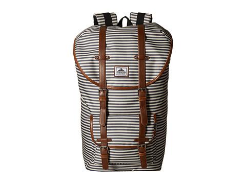 Steve Madden - Nylon Backpack (Khaki Stripe) Backpack Bags