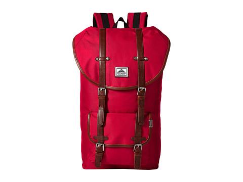 Steve Madden - Sport Utility Backpack (Red) Backpack Bags