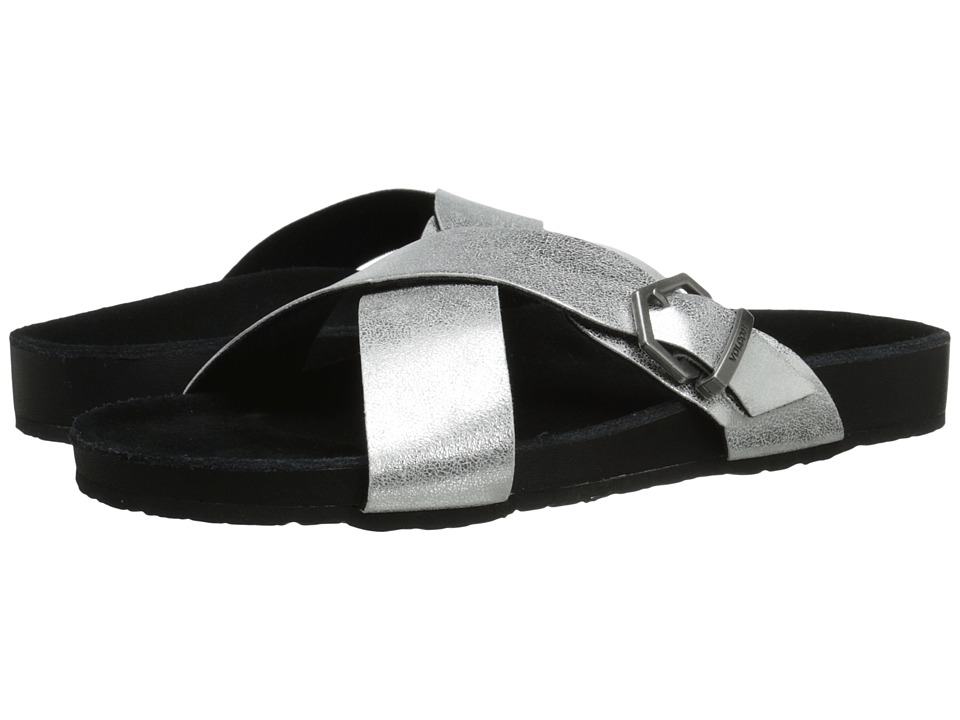 Volcom - Relax Sandal (Silver) Women's Sandals