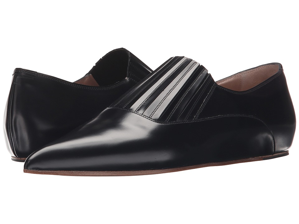 Vivienne Westwood - Shelly Slip-On (Black) Women's Slip on Shoes