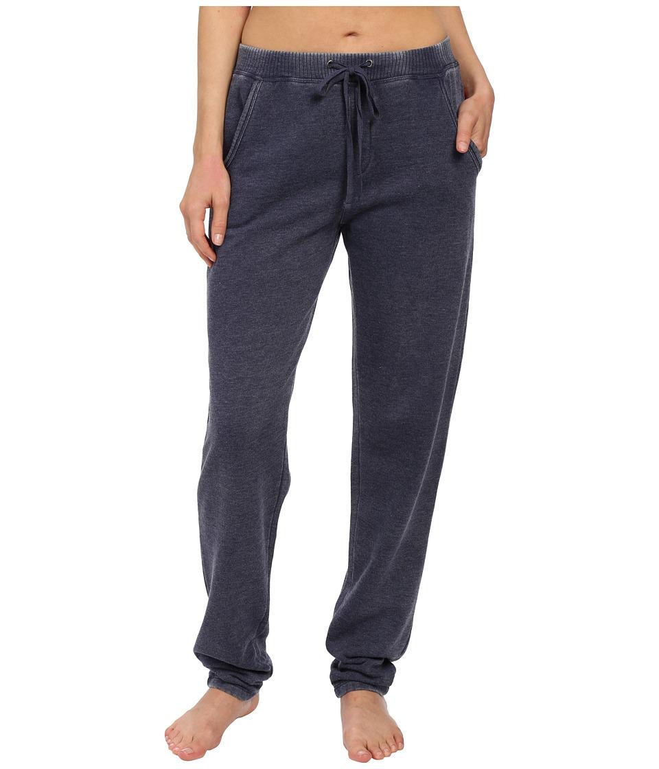 Josie - Serene Sweatshirt Pants (Midnight Navy) Women's Pajama