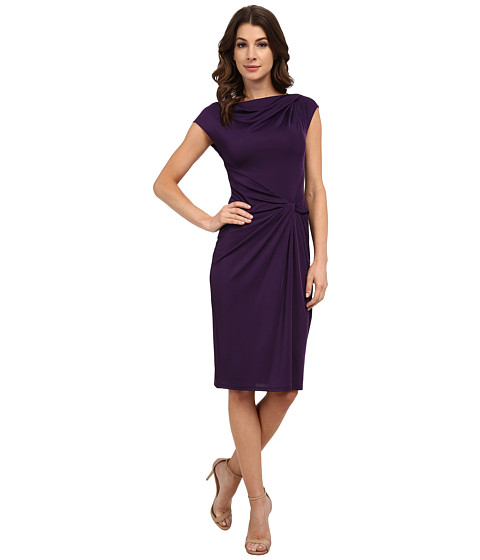 Anne Klein - Muir Jersey Double Twist Dress (Phoenix) Women