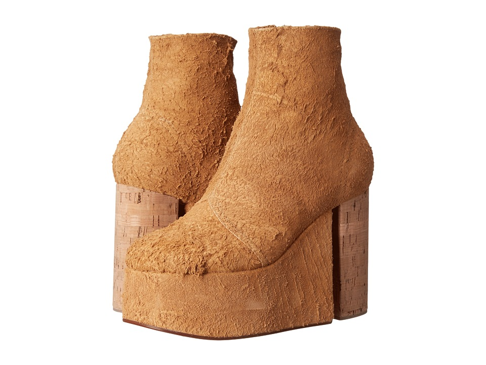 Vivienne Westwood Towering Ankle Boot (Sand) Women