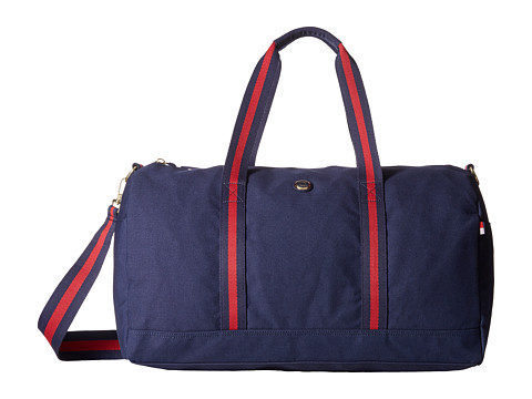 Tommy Hilfiger - TH Medium Duffel (Navy) Duffel Bags