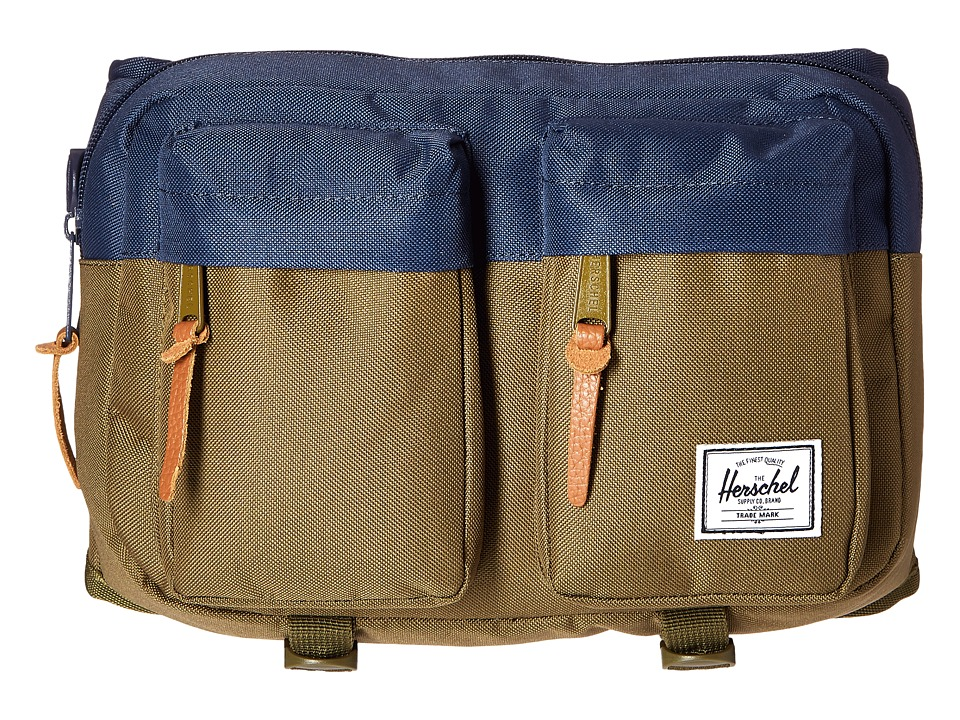 Herschel Supply Co. - Eighteen (Army/Navy) Travel Pouch