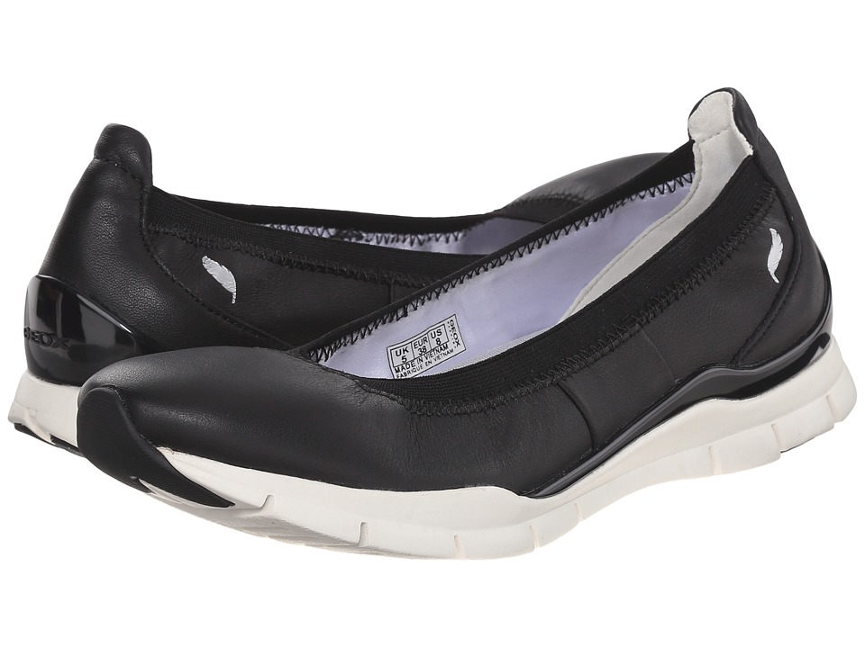 Geox - WSUKIE9 (Black) Women's Shoes
