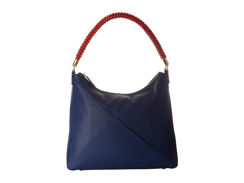 Vivienne Westwood - Braccialini Angloroo Bags Sac (Blue) Hobo Handbags