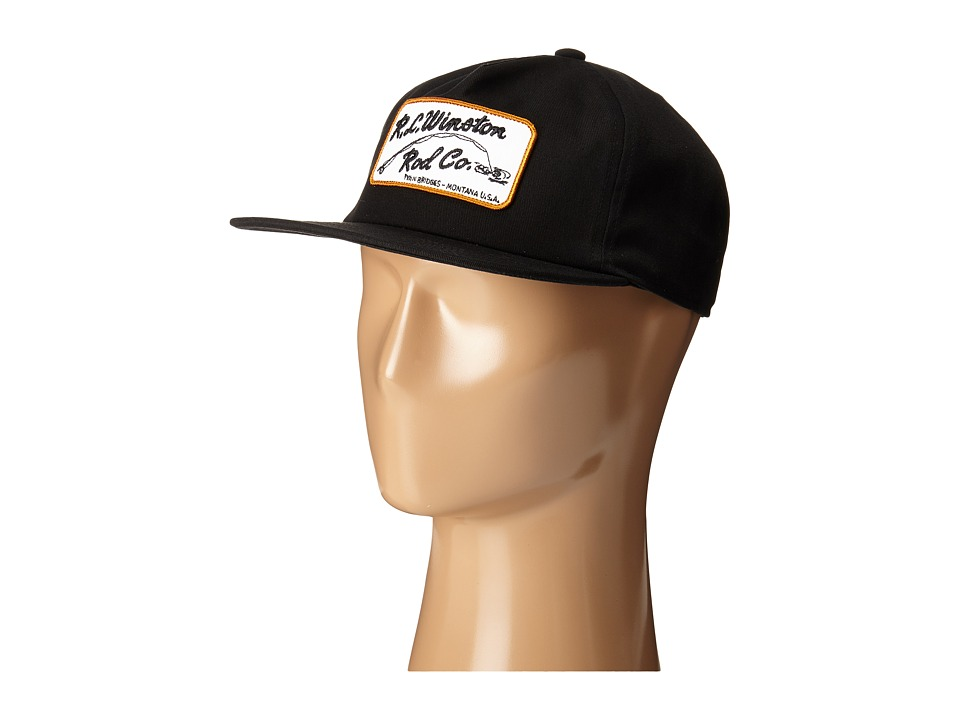 Coal - The Winston SE (Black) Baseball Caps