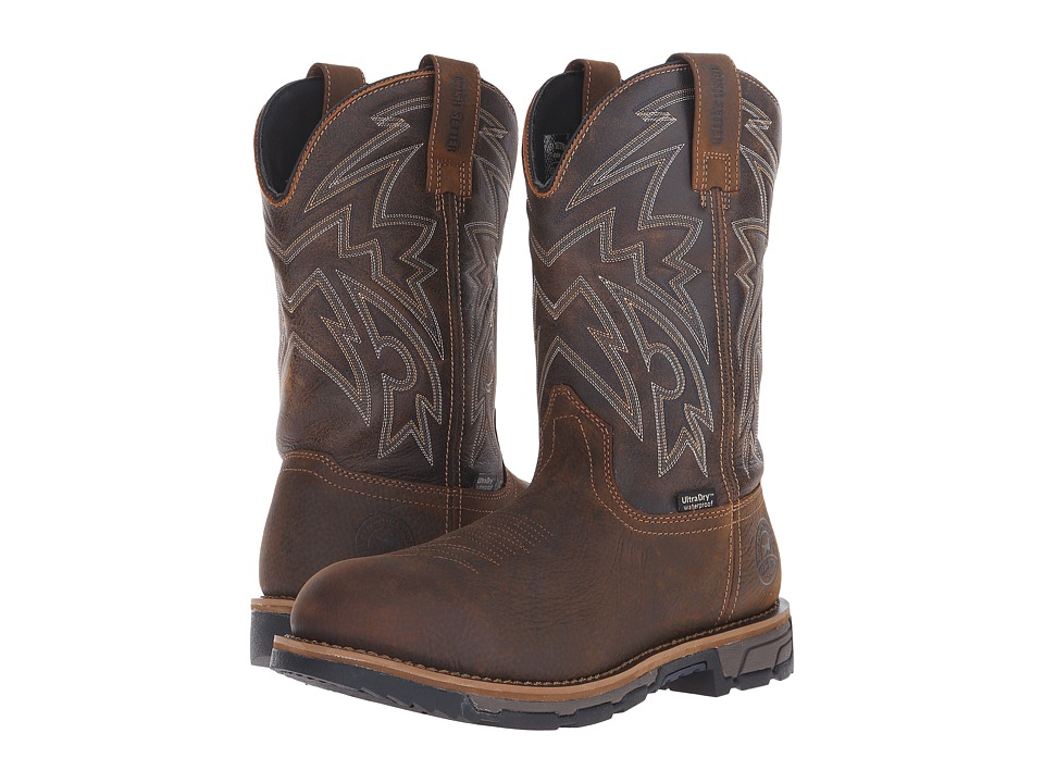 Irish Setter - Marshall (Brown 2) Men's Work Pull-on Boots