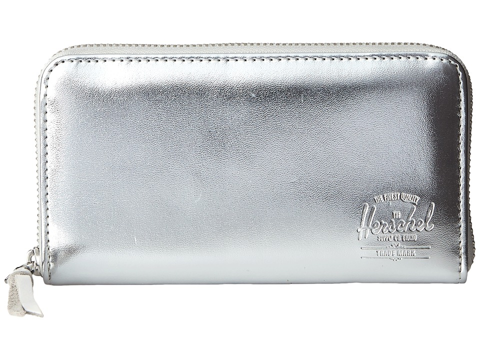 Herschel Supply Co. - Thomas (Silver Metalic) Wallet Handbags