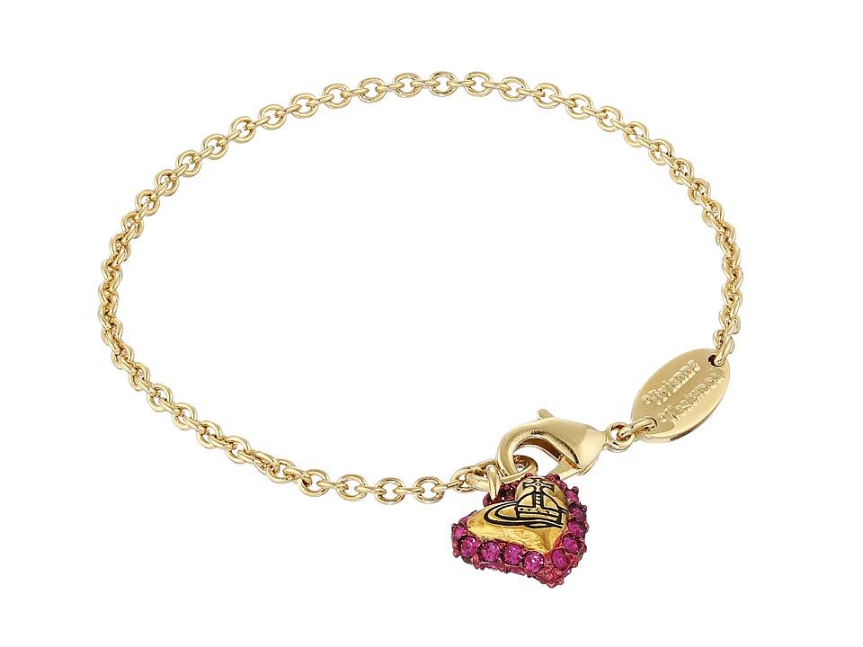 Vivienne Westwood - Zita Bracelet (Fuchsia) Bracelet
