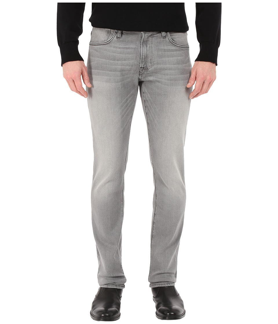 John Varvatos Star U.S.A. - Bowery Fit Jeans with Zip Fly in Elephant J306R4B (Elephant) Men's Jeans