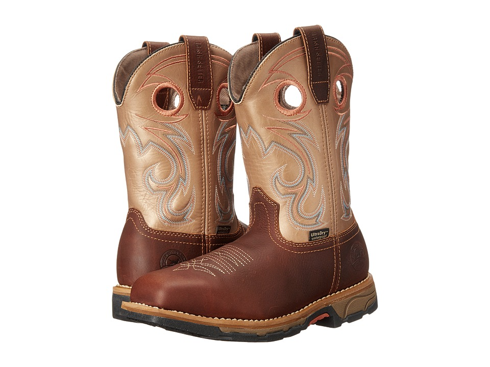 Irish Setter - Marshall (Brown/Tan) Women's Work Boots
