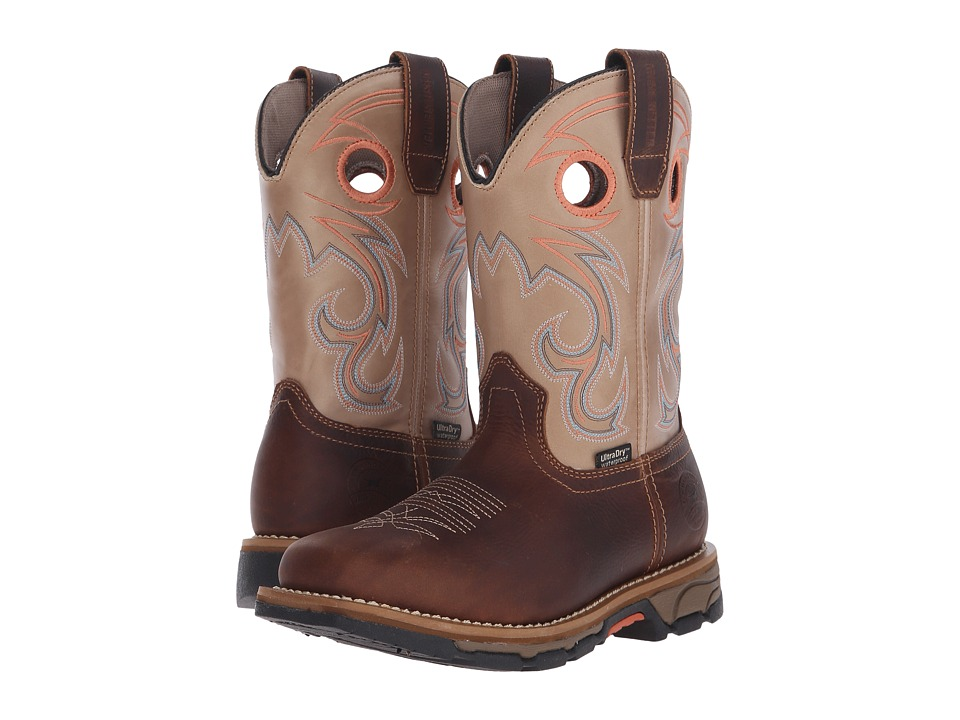 Irish Setter - Marshall (Brown/Tan 1) Women's Work Boots
