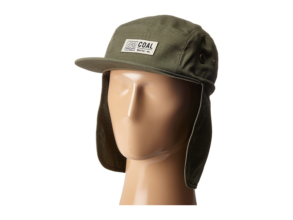 Coal - The Trek (Olive) Baseball Caps