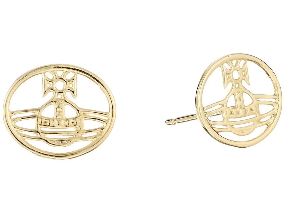 Vivienne Westwood - Elodie Earrings (Gold) Earring