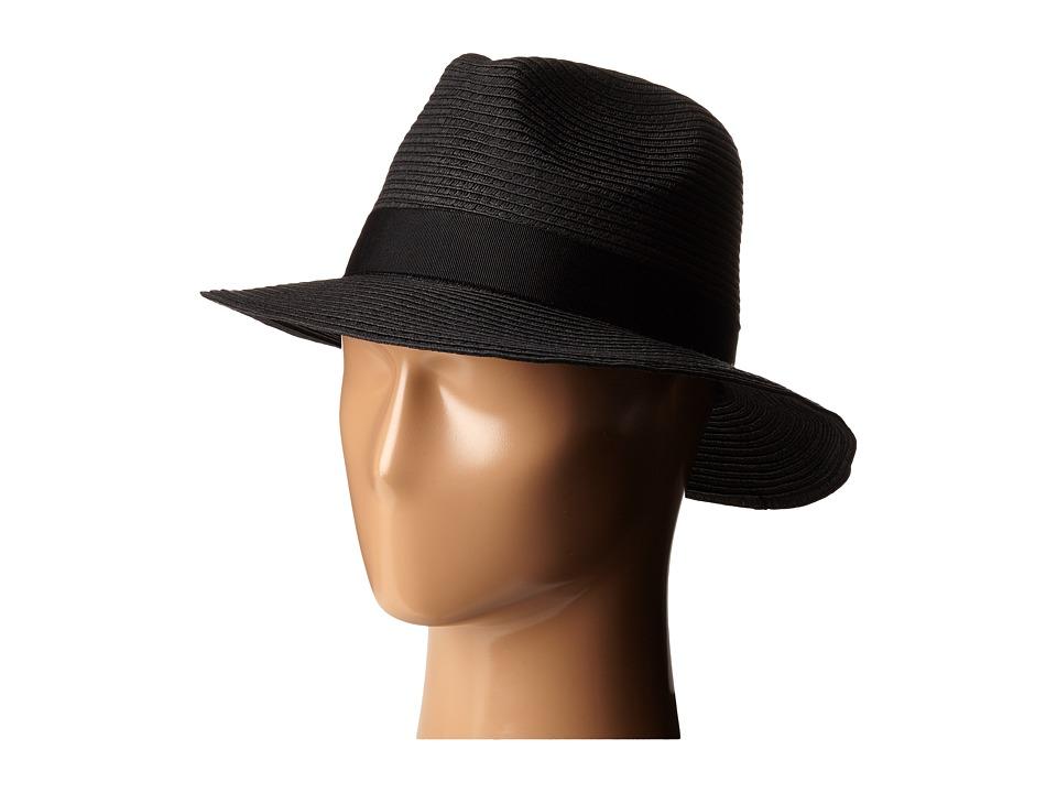 Coal - The Abbie (Black) Caps
