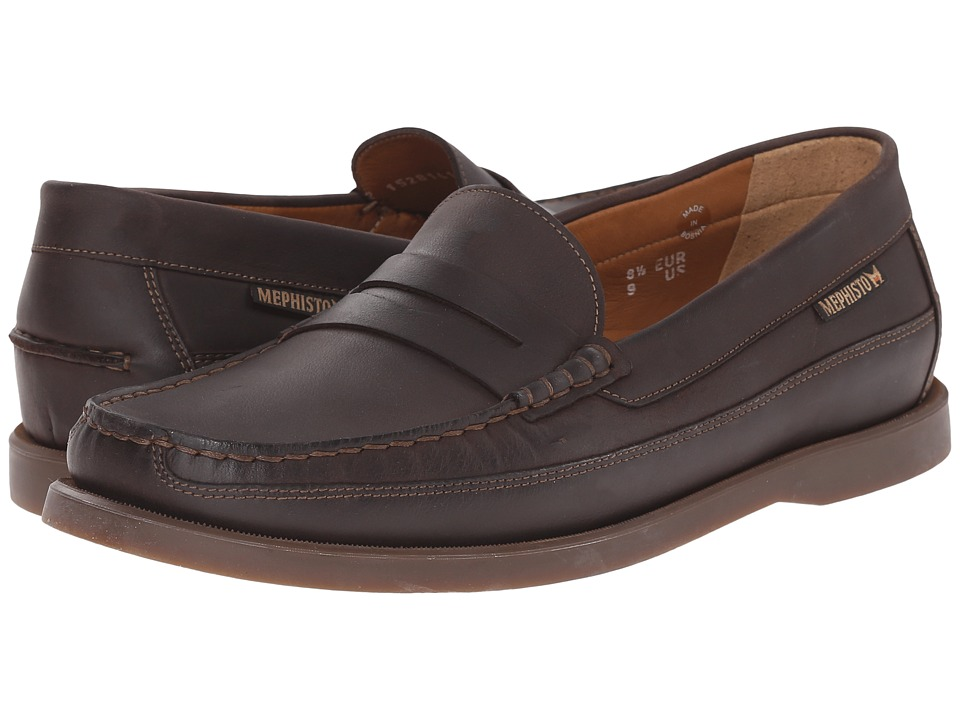 Mephisto - Galion (Dark Brown Grizzly) Men