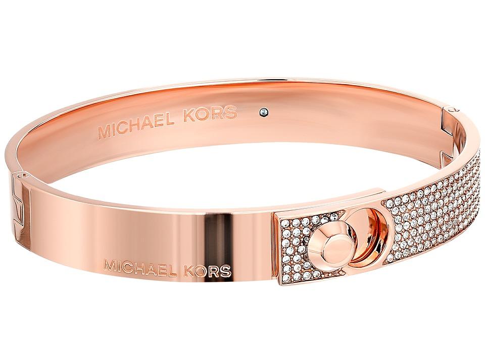Michael Kors - Astor Bracelet (Rose Gold) Bracelet