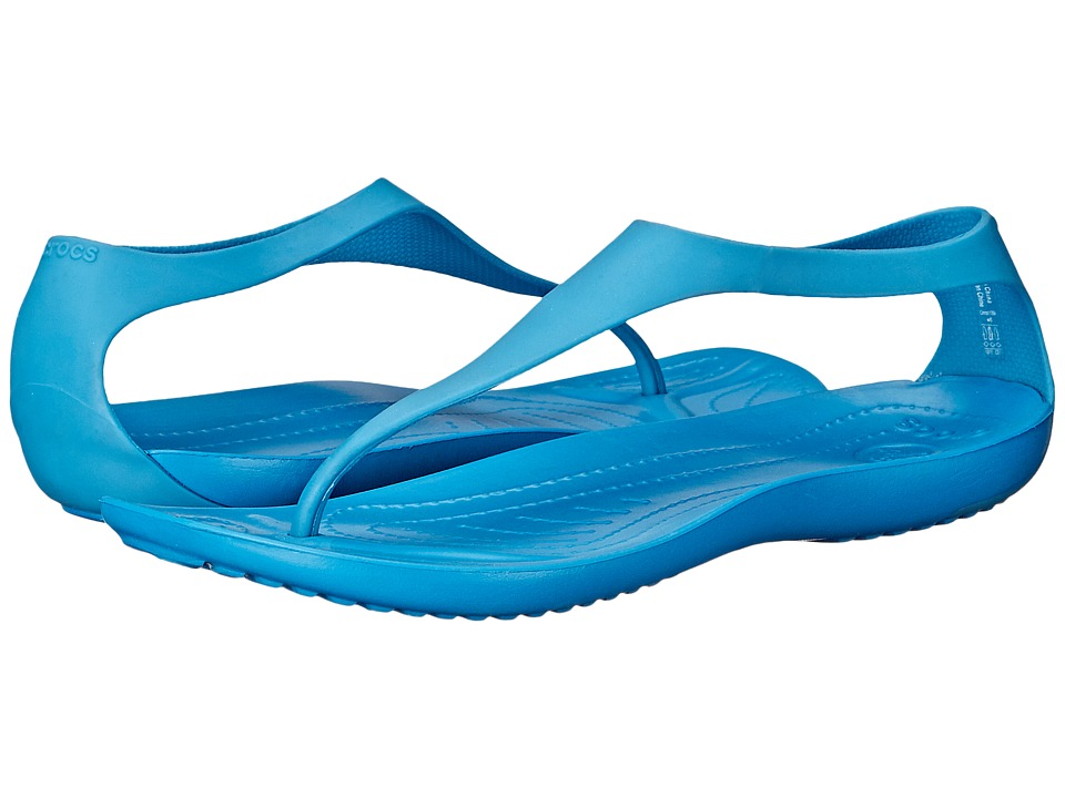 Crocs - Sexi Flip (Ultramarine) Women's Sandals
