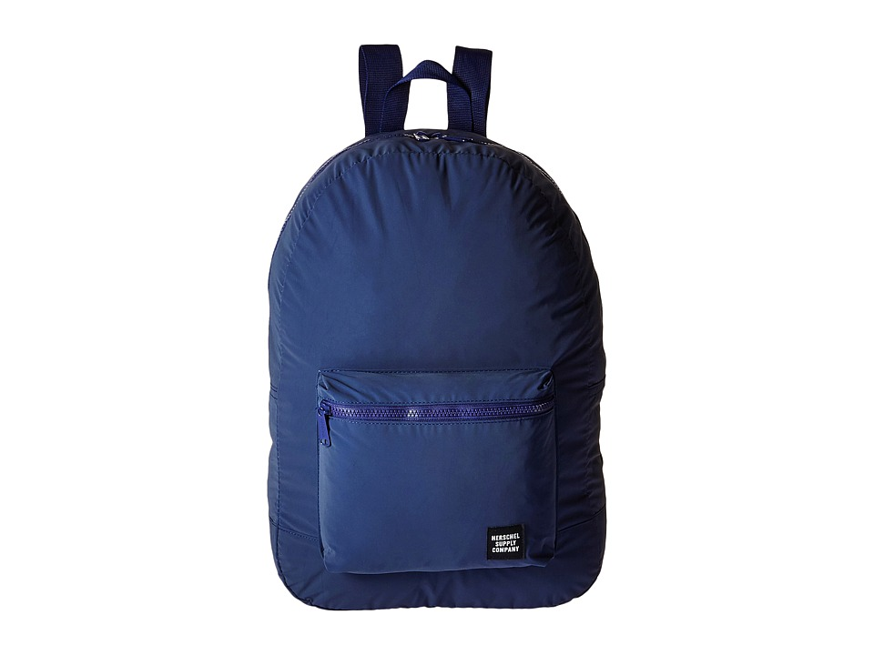Herschel Supply Co. - Packable Daypack (Peacoat Reflective) Backpack Bags