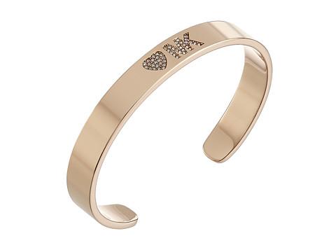 Michael Kors - Logo Bracelet (Rose Gold) Bracelet