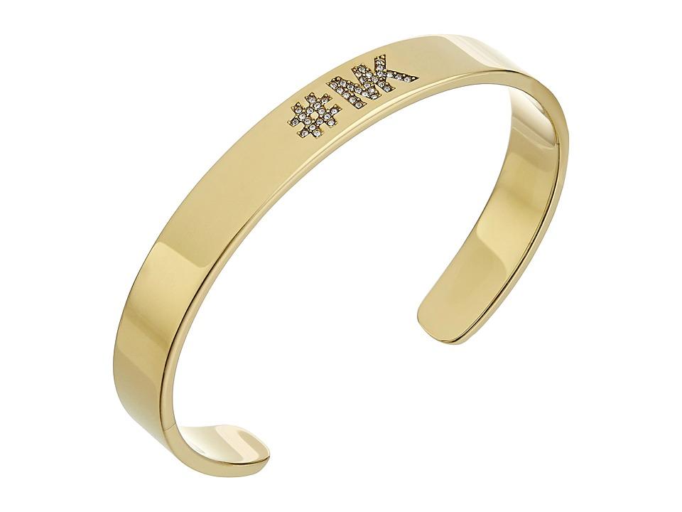 Michael Kors - Logo Bracelet (Gold 1) Bracelet