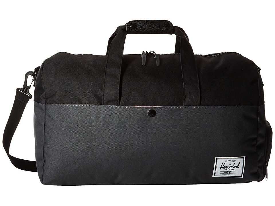 Herschel Supply Co. - Lonsdale (Dark Shadow/Black) Duffel Bags