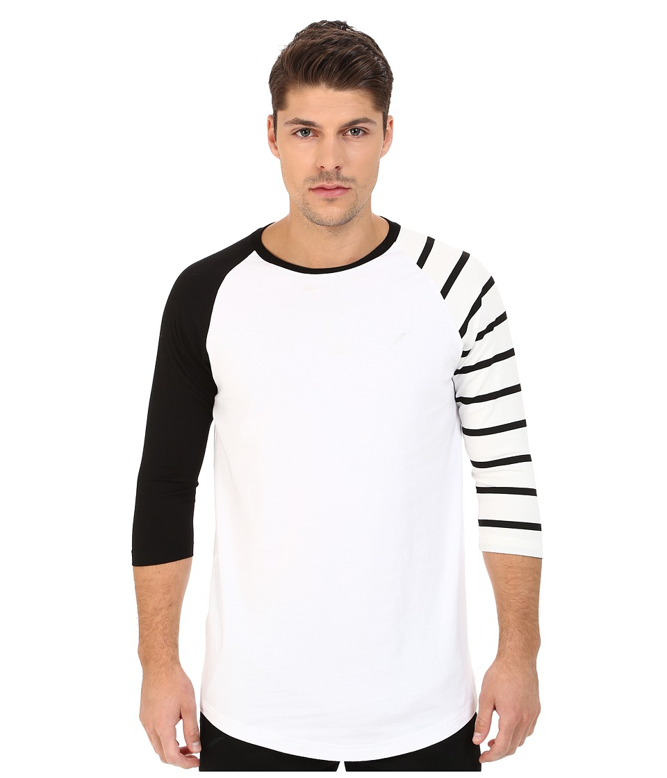 Publish - East Knit (White) Men's T Shirt