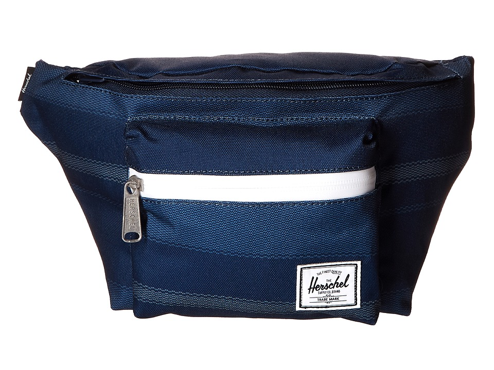 Herschel Supply Co. - Seventeen (Navy Fouta) Travel Pouch