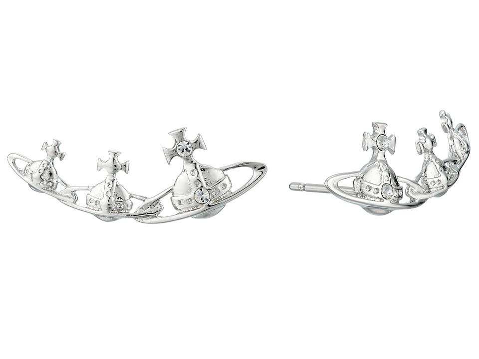 Vivienne Westwood - Candy Earrings (Crystal) Earring