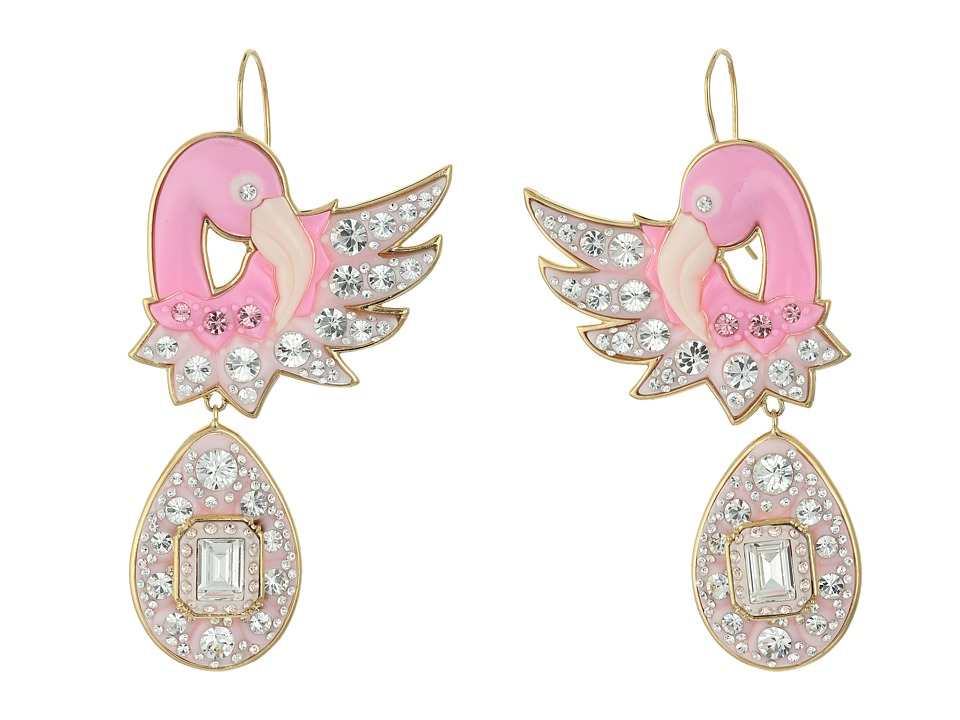 Vivienne Westwood - Paradise Earrings (Pink) Earring