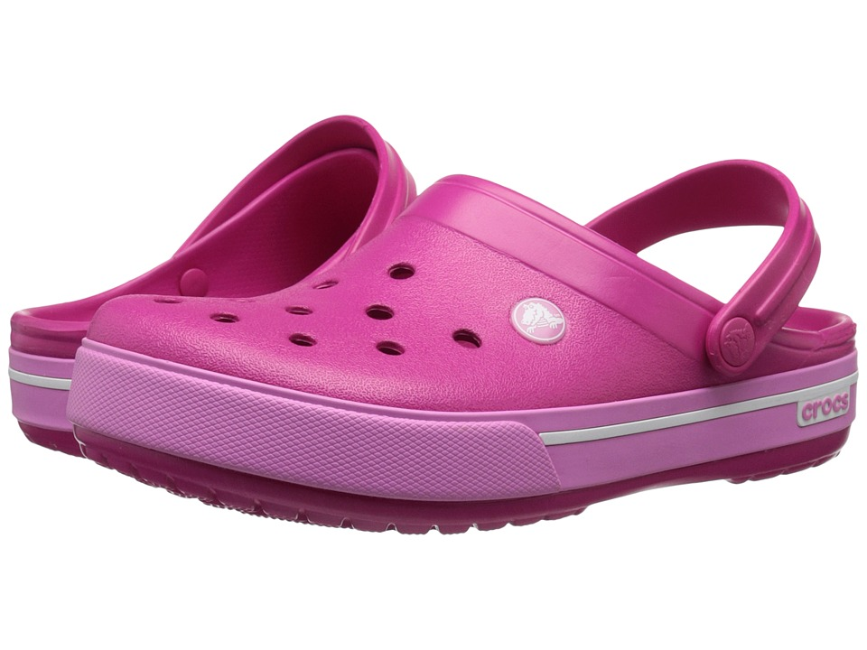 Crocs - Crocband II.5 Clog (Candy Pink/Party Pink) Clog Shoes