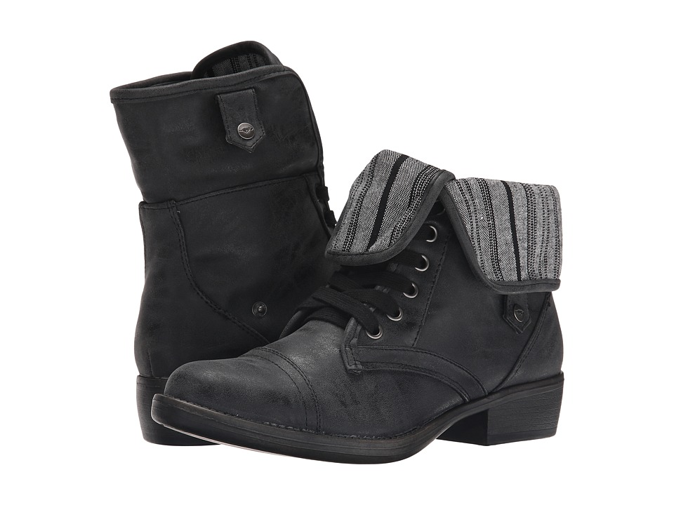 Rocket Dog - Taylor (Black Heirloom/Soho) Women