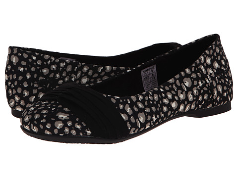 Rocket Dog - Tictoc (Black Space Rock) Women's Flat Shoes