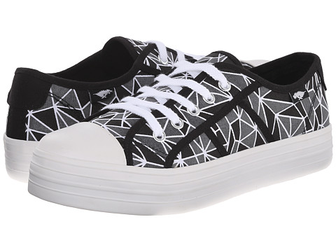 Rocket Dog - Magic (Black Groovy) Women's Lace up casual Shoes