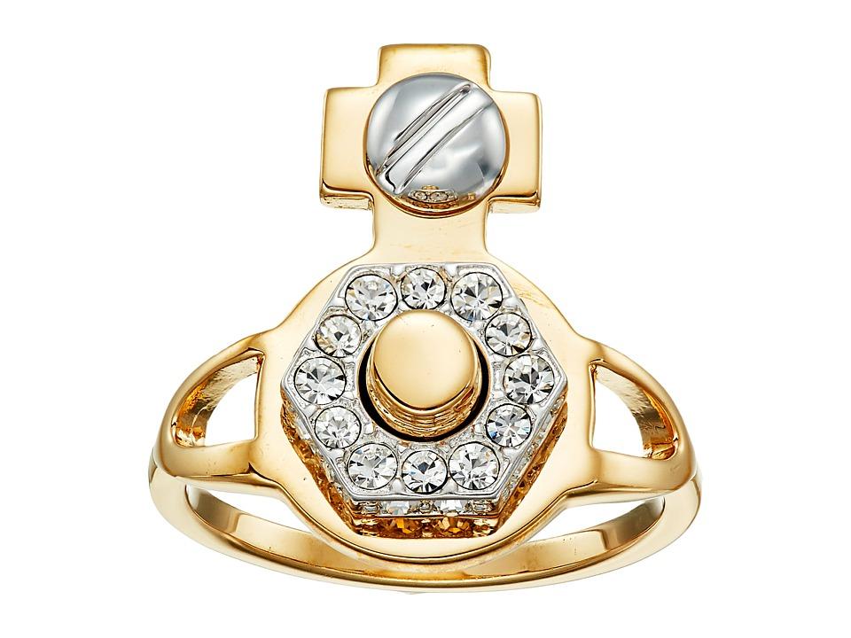 Vivienne Westwood - Jolene Orb Ring (Crystal) Ring