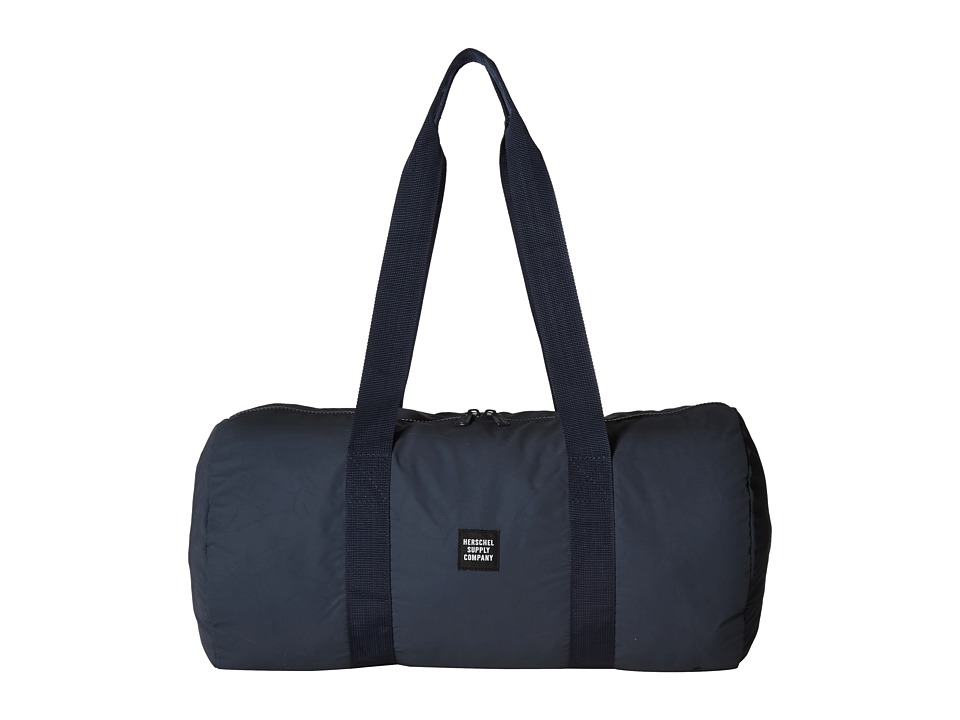 Herschel Supply Co. - Packable Duffle (Peacoat Reflective) Duffel Bags