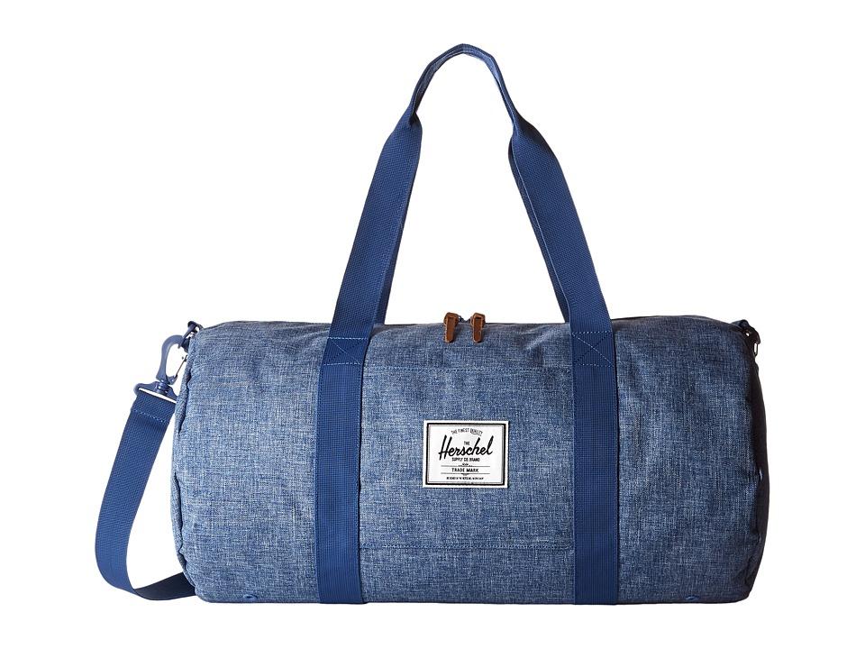 Herschel Supply Co. - Sutton Mid-Volume (Limoges Crosshatch) Duffel Bags