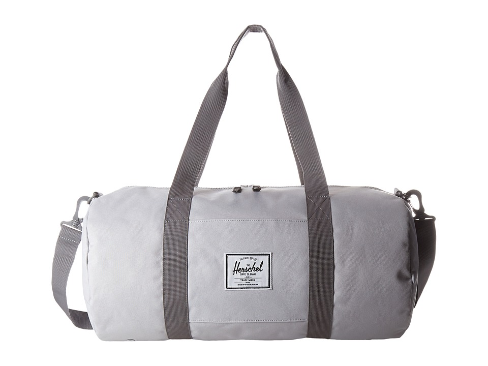 Herschel Supply Co. - Sutton Mid-Volume (Lunar Rock/Grey) Duffel Bags
