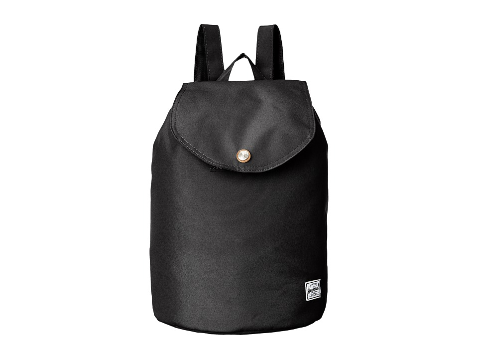 Herschel Supply Co. - Ware (Black) Backpack Bags