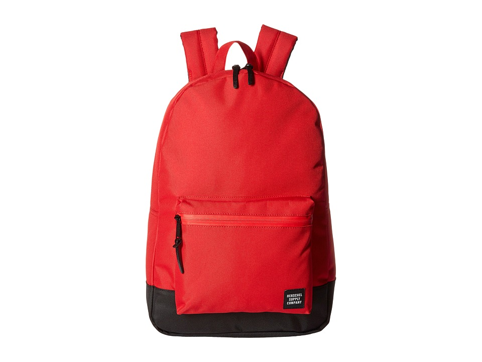 Herschel Supply Co. - Settlement (Red/Black Ballistic) Backpack Bags