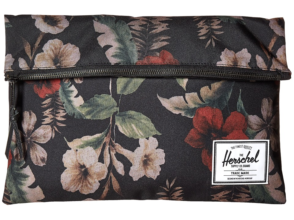 Herschel Supply Co. - Carter Large (Hawaiian Camo) Handbags