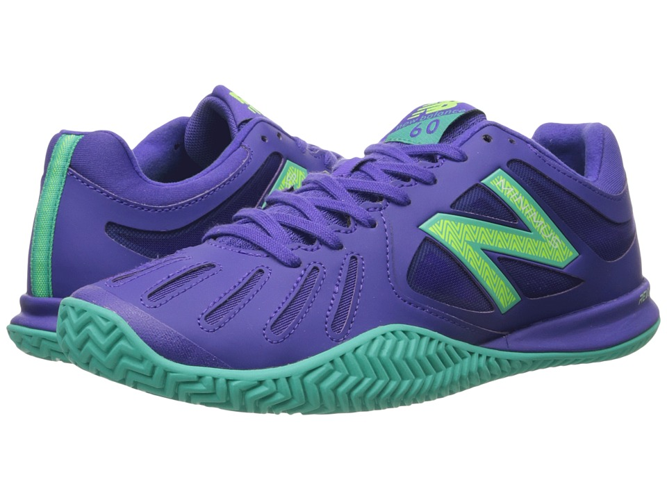 New Balance - WC60 - Tennis (Purple) Women's Shoes