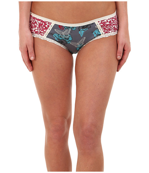PACT - Butterfly Wings Hipster (Purple) Women's Underwear