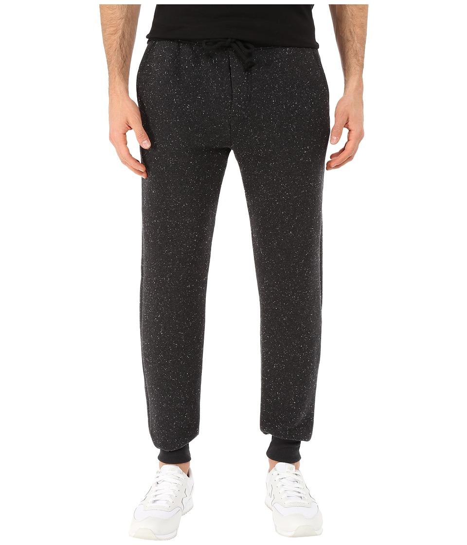 Alternative - Eco Constellation Fleece Admiral Pants (Black) Men's Fleece