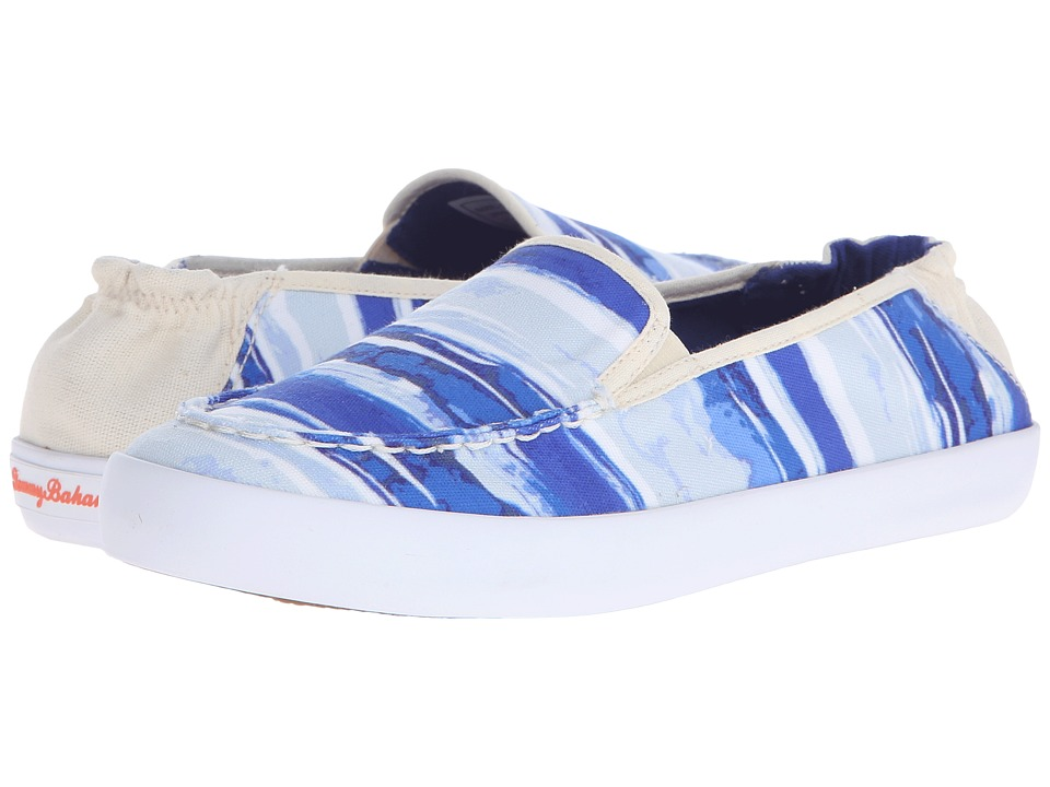 Tommy Bahama - Elina (Cobalt Haze) Women's Slip on Shoes