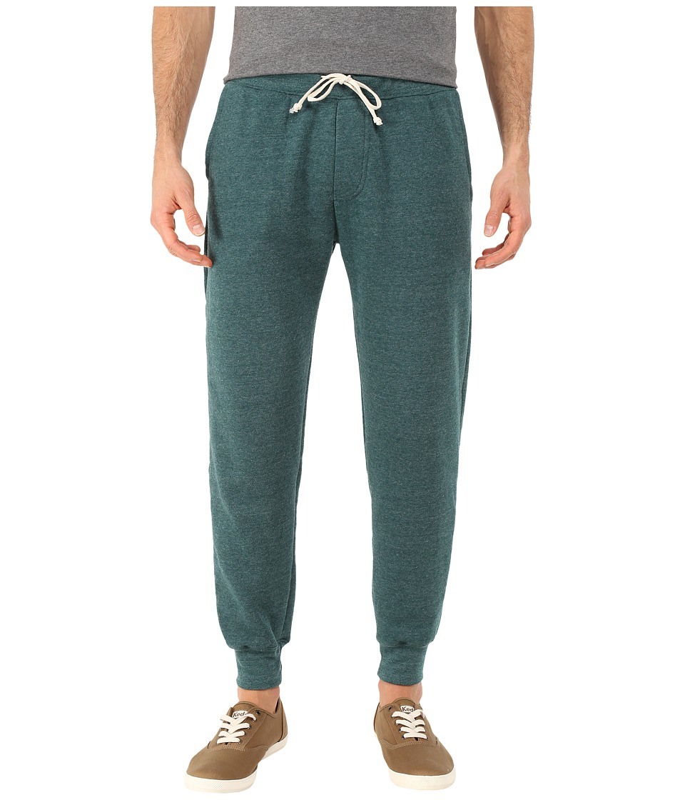 Alternative - Dodgeball Eco Fleece Pants (Eco True Dragonfly) Men's Casual Pants