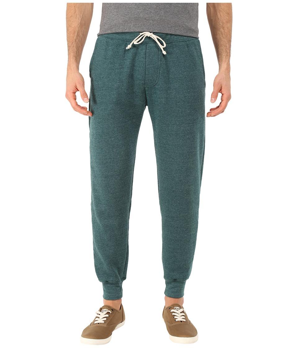 Alternative - Dodgeball Eco Fleece Pants (Eco True Dragonfly) Men's Casual Pants